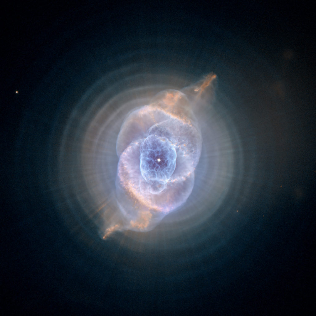 supernova telscopio hubble